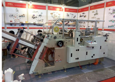 Chine Machine de gamelle de papier de Full Auto, récipient de papier faisant la certification de la CE de machine distributeur
